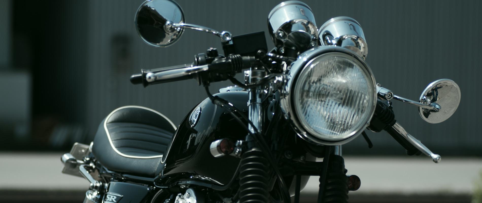 清水輪業バイク部門